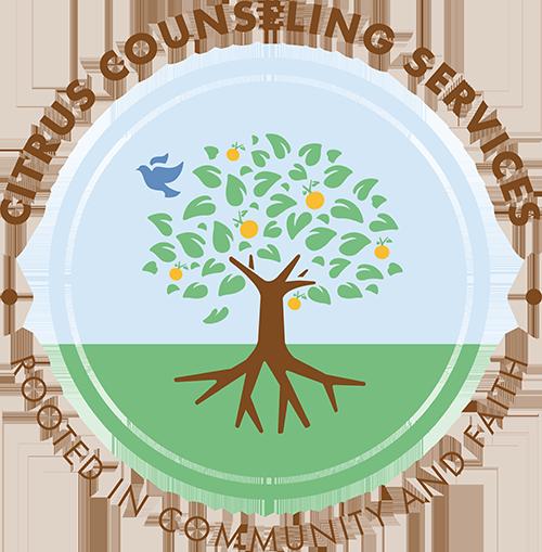 Citrus Counseling Services Logo